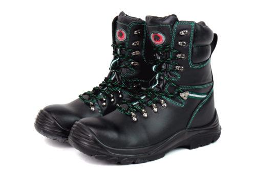 Wysokie buty robocze - ocieplane - Bearfield W02