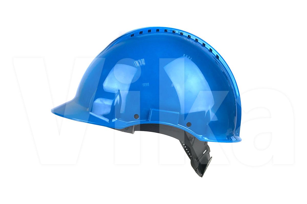 07f6dfced49194 kaski ochronne 3m g3000 niebieski norma en 397 4 punktowy wysokoa jakosc  abs napotnik