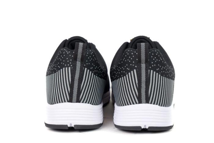Demar 6356 - buty do pracy typu adidas - widok od tyłu