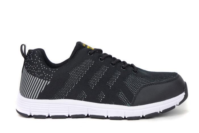 Demar 6356 - buty robocze typu adidas - widok z drugiego boku