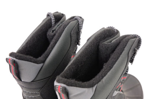 Ocieplenie butów zimowych